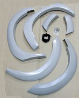 Ford Ranger 2.5TD Pick Up ER61 (16Valve) ET/ES (02/2006-2011) - Fender Flare Set (6 Pcs) (4 Door Only)